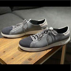 Cole Haan GrandPro Shoes Grey